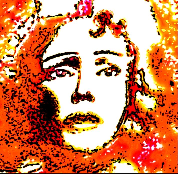 Edith Piaf por sellia